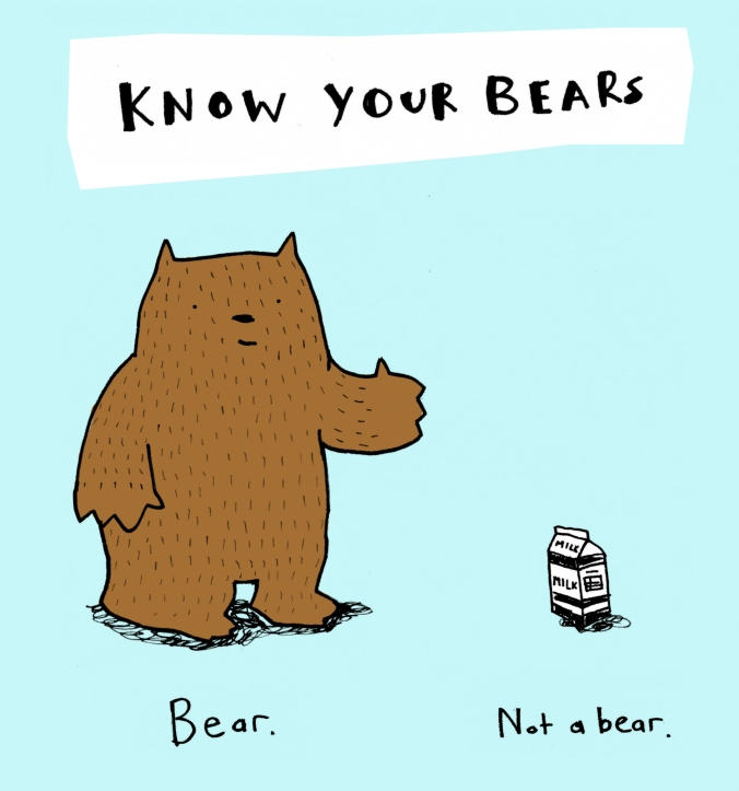 Know Your Bears