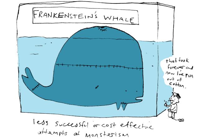 whaleMonster