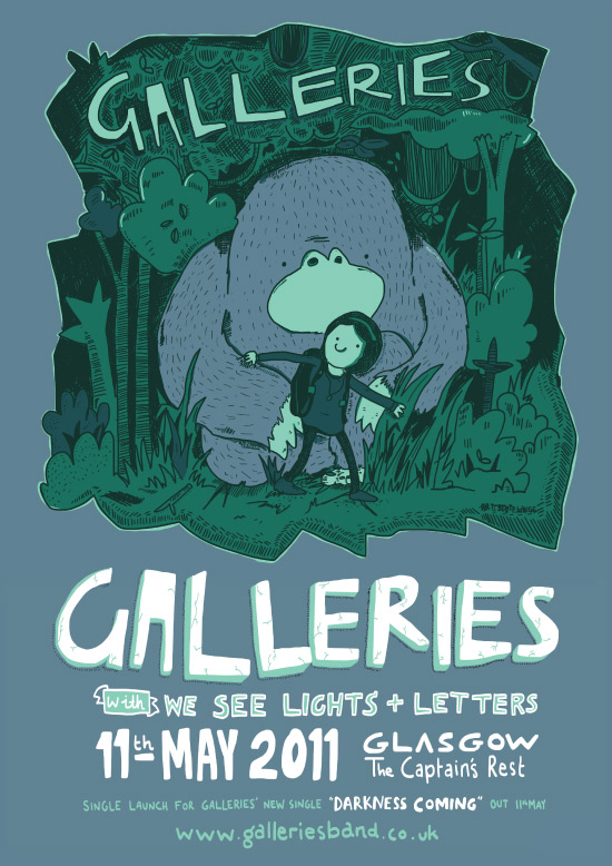 Galleries - Poster