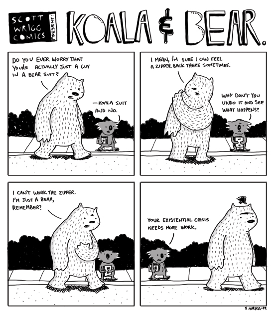 Bear Existentials