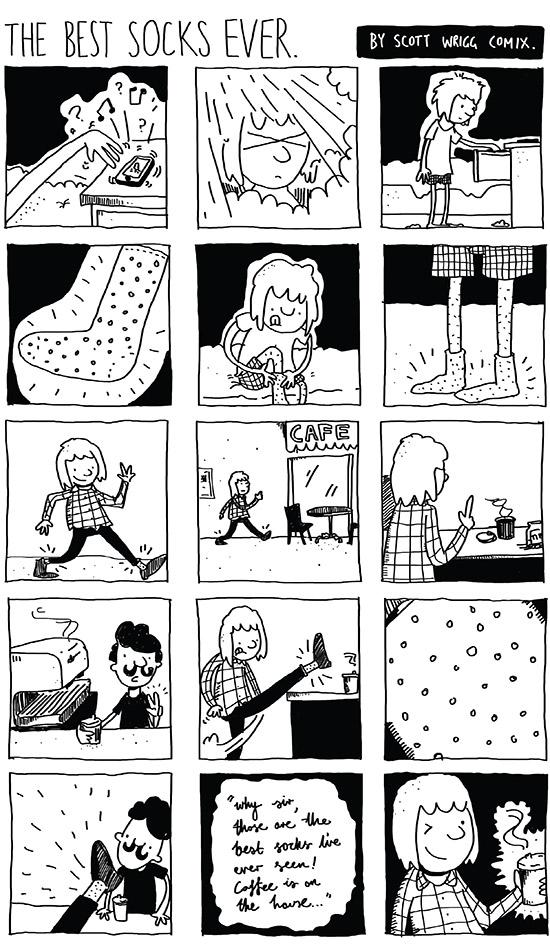 The Best Socks Ever!