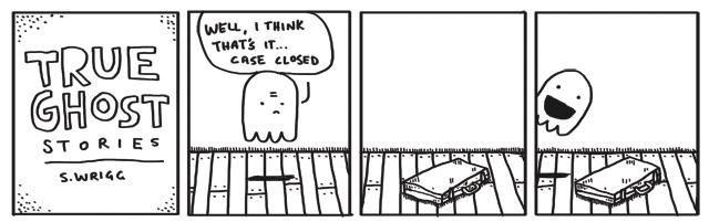 True Ghost Stories - Scott Wrigg