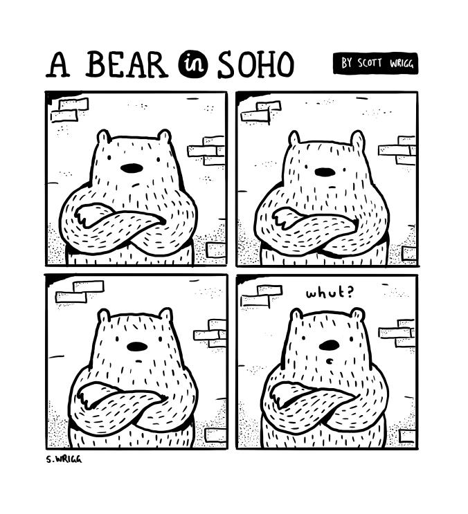 SohoBEAR_ScottWriggComix