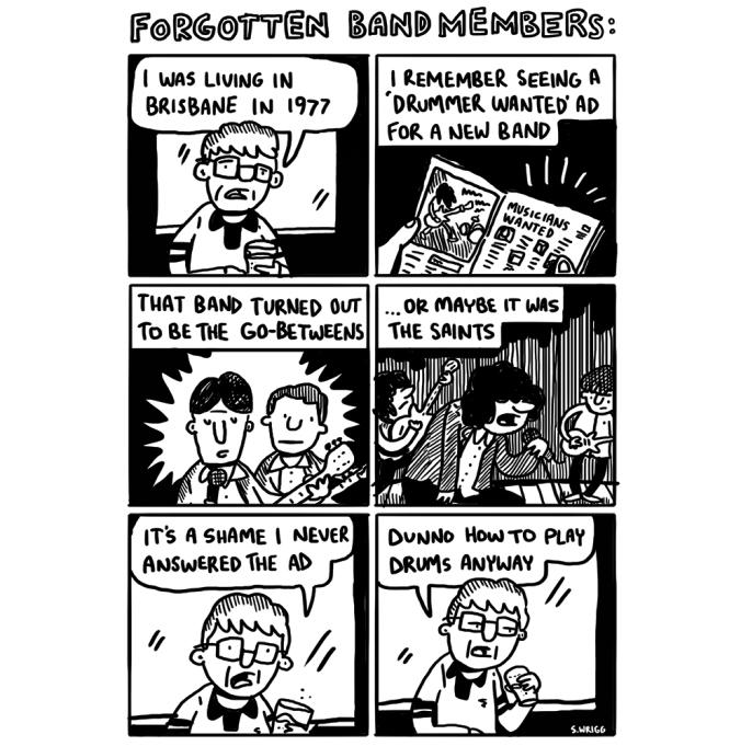Forgotten Band Members